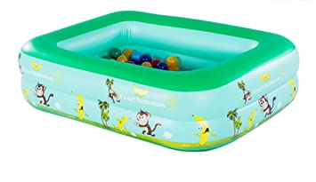 Vasca Da Bagno In Plastica : Vasca da bagno gonfiabile protezione ambientale in plastica