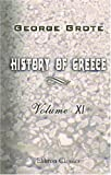History of Greece, Grote, George, 0543880680