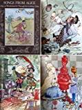 Songs from Alice: Alice in Wonderland and Alice Through the Looking Glass by Lewis Carroll (1978-09-28)