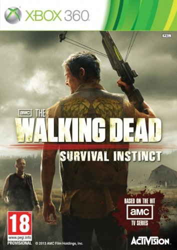The Walking Dead: Survival Instinct (Xbox 360) by ACTIVISION