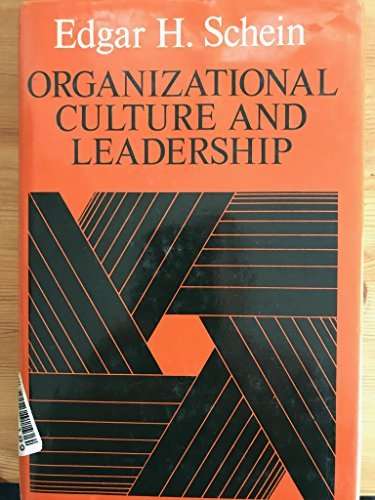 Organizational Culture and Leadership: A Dynamic View (The Jossey-Bass Business & Management Series)