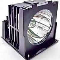 Amazing Lamps Compatible Replacement Lamp in Housing for Mitsubishi Televisions: WD52627, WD52628, WD62627, WD62628