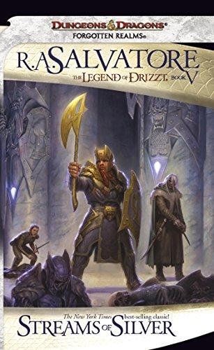 Streams of Silver: The Legend of Drizzt, Book V (Streams Of Silver)
