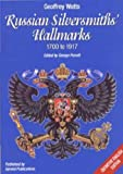 img - for Russian Silversmiths' Hallmarks 1700 to 1917 book / textbook / text book