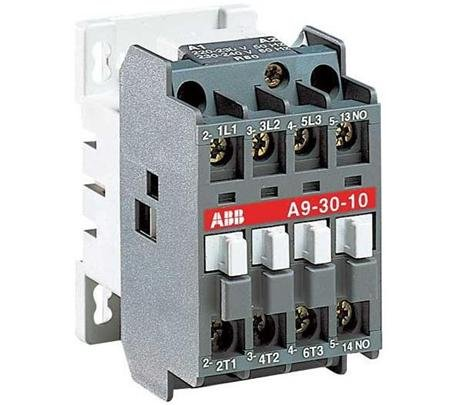 471801 Abb A16-04-00-84 4p, Contactor, Iec, 120v Ac 30 Amp, 4-pole, 600v Rated, 120v Ac Coil. A-line Series, A16 Frame, Iec Contactor with (4) N.c. (Abb Control)