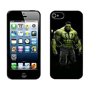 Design Hulk Black Hard Cover Case for iPhone 5 5s case