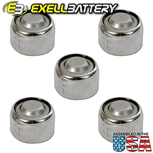 5pc Exell A640PX 1.5V Alkaline Battery PX640A EN640A EPX640A LR52 by Exell Battery