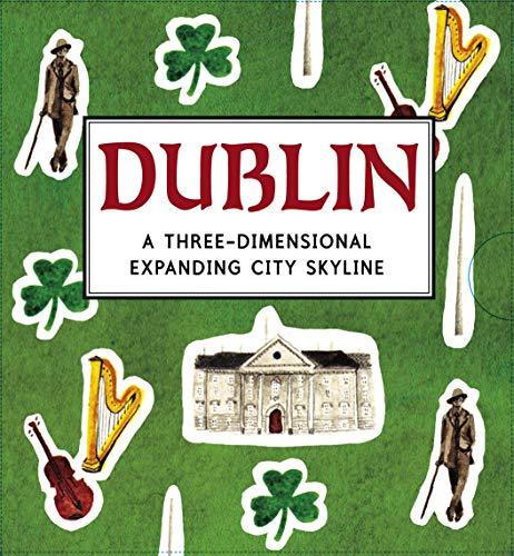 Dublin: A Three-Dimensional Expanding City Skyline (Dublin Three Shops)