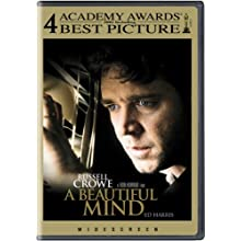 A Beautiful Mind (Widescreen)(2001) (2001)