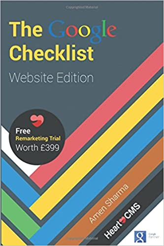 The Google Checklist: Website Edition: Boost Your Online