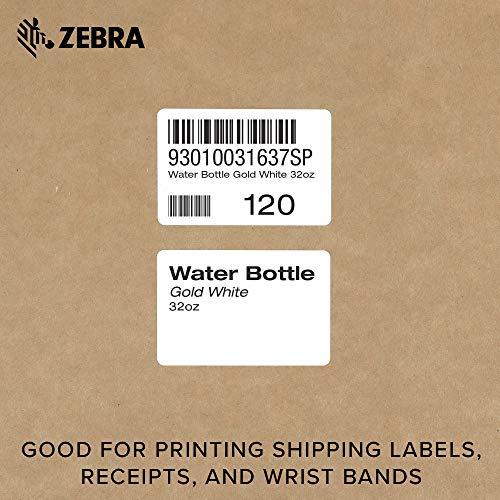 Zebra - GC420d Direct Thermal Desktop Printer for Labels