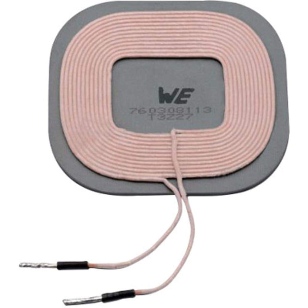 WE-WPCC Wireless Charging Coil 12.0uH 6A - Pack of 2