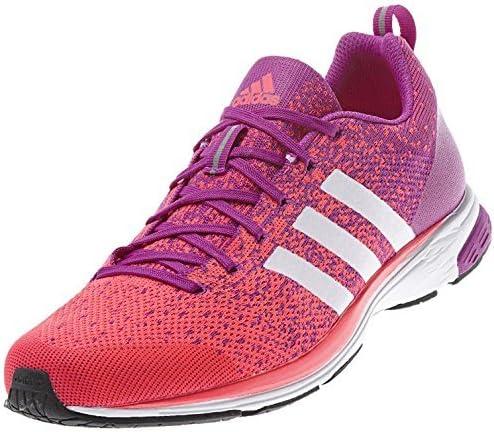Adidas Adizero para Dama Primeknit 2 Zapatillas Running: Amazon.es ...