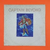 CAPTAIN BEYOND s/t LP Vinyl VG+ Cover VG+ 1972 Capricorn CP 0105