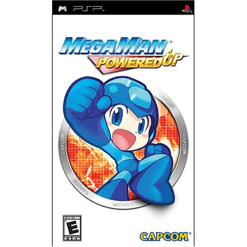 Mega Man Powered Up – Sony PSP