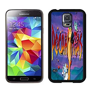 New Unique DIY Antiskid Skin Case For Samsung S5 pp1 Samsung Galaxy S5 Black Phone Case 364