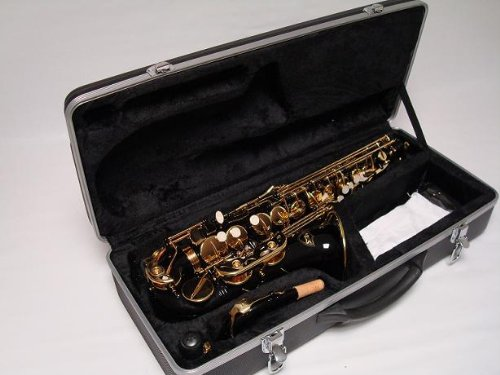 OPUS USA by Ktone Professional Black Gold Alto Saxophone Sax Brand New by OPUS USA by Ktone