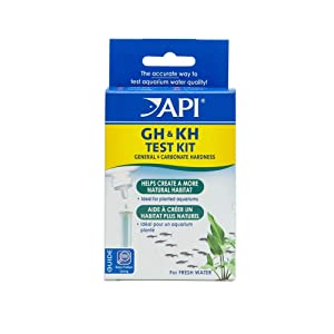 API Test Kits, for Variety of Water Parameters, Monitor Water Quality and Help Prevent Invisible Problems That can be Harmful to Fish, Fast, Easy and Accurate, Use Weekly and When Problems Appear