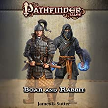 Boar and Rabbit Audiobook by James L. Sutter Narrated by Ray Porter