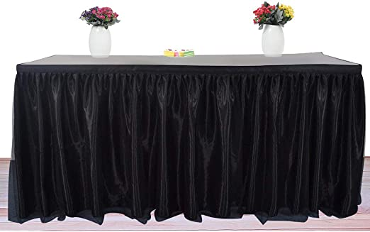 New Handmade Tulle Table Skirt Tablecloth for Party Wedding Home Decoration