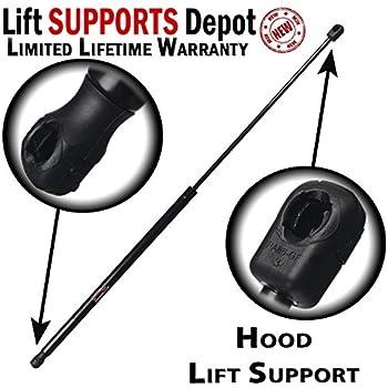 amazon com strongarm 6444 hood lift support for audi a4 quattro 4 rh amazon com 2001 Audi A4 Quattro Audi A4 Service Manual Bentley