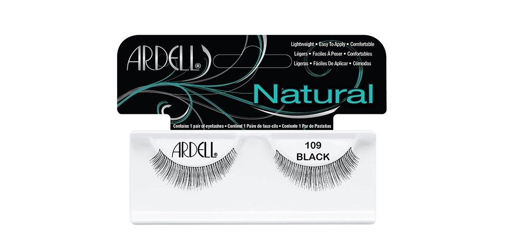 4e20409ee7b Amazon.com : Ardell Fashion Lashes Pair - 109 Demi (Pack of 4) : Fake  Eyelashes And Adhesives : Beauty