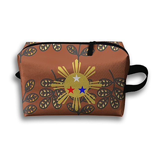 Philippine Flag Travel Toiletry Cosmetics Gadgets Storage - Philippines Sale For Sunglasses