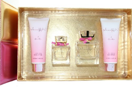Meaningful U for Women Gift Set - 3.4 oz EDP Spray + 1.7 ...