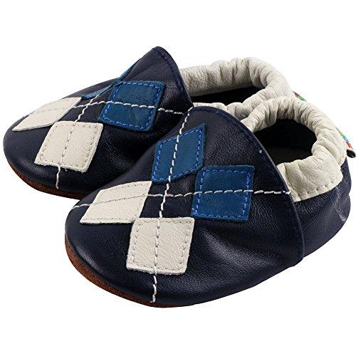 Amurleopard Shoes Leather Toddlers Prewalker