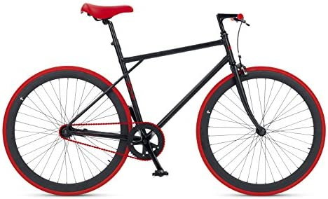 MBM Unit - Bicicleta Fixie, Cuadro de Acero Talla 53, Frenos V ...