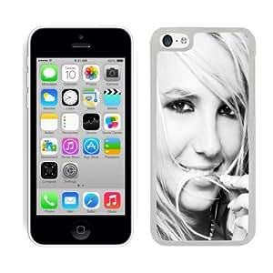 Britney Spears cas adapte iphone 5C couverture coque rigide de protection (6) case pour la apple i phone 5 C cover Skin wangjiang maoyi