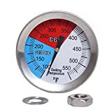 wood outdoor thermometer - GasSaf 2