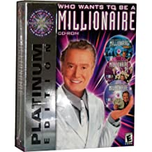 Who Wants To Be A Millionaire Platinum Edition - Mac