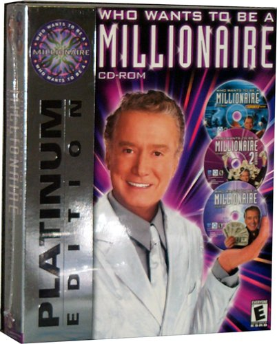 Who Wants To Be A Millionaire Platinum Edition - PC/Mac