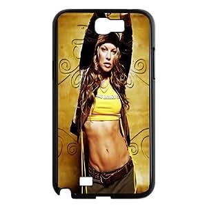 Generic Case Fergie For Samsung Galaxy Note 2 N7100 567D5R7796