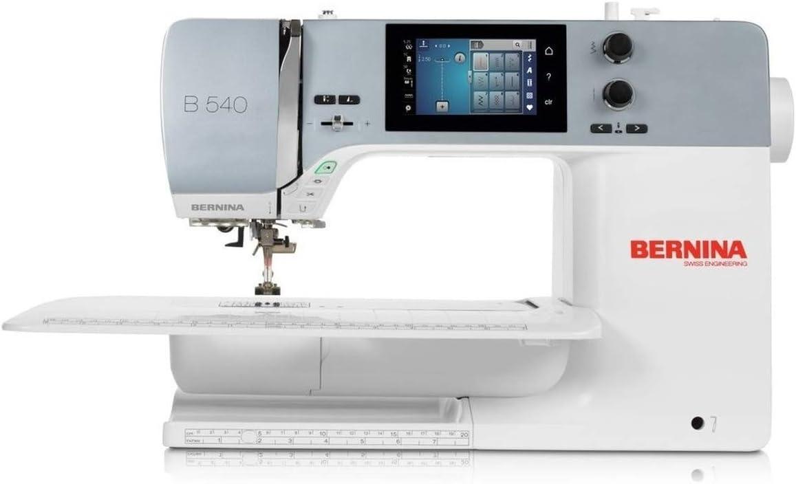 Bernina 540 Sewing Machine: Amazon.co.uk: Kitchen & Home