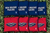 NBA Replacement All Weather Cornhole Bag Set NBA Team: New Orleans Pelicans