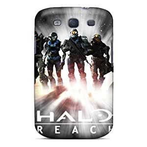 Fashion Protective Halo Reach Case Cover For Galaxy S3