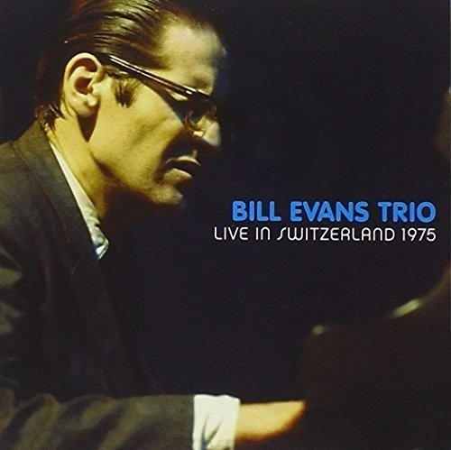 CD : Bill Evans - Live in Switzerland 1975 (With Book, Spain - Import) - Seller: importcds [+Peso($26.00 c/100gr)] (MMV)