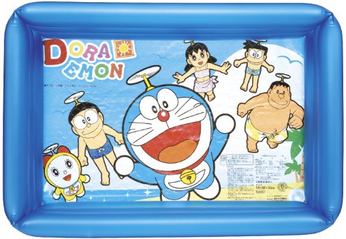 Doraemon angle-shaped pool (japan import) by Igarashi