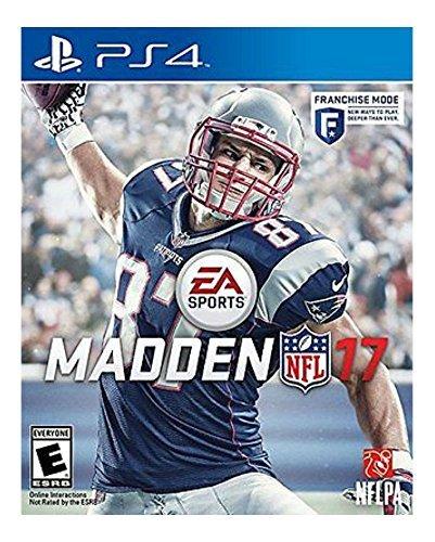 Brand New Madden NFL 17 - Standard Edition - PlayStation 4 ()