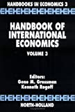 Handbook of International Economics, Volume 3 (HANDBOOKS IN ECONOMICS)