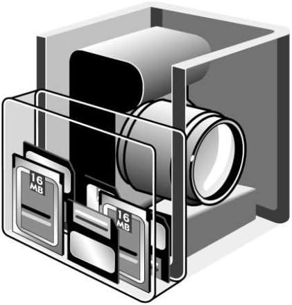 Hama Samsonite Trekking 110 Kameratasche Schwarz Kamera