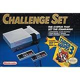 Nintendo NES Console - Challenge Set