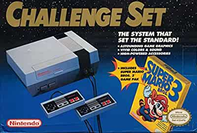 Amazon.com: Nintendo NES Console - Challenge Set: Unknown