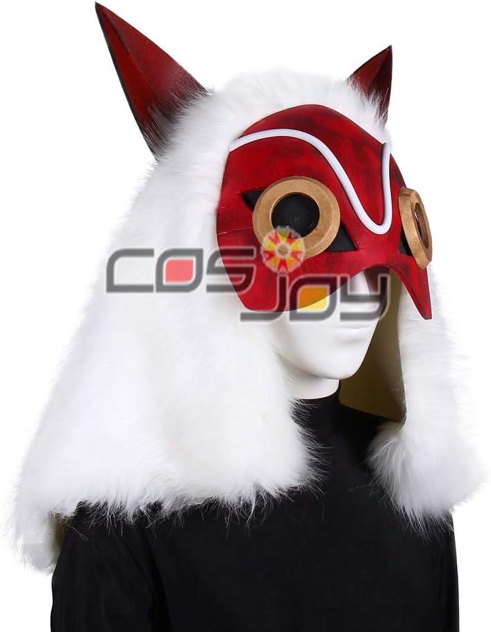 Amazon Com Aition Princess Mononoke Mononoke Hime Mask Cosplay