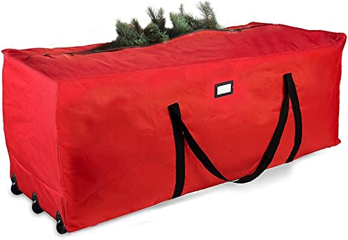 Primode Holiday Rolling Tree Storage Bag