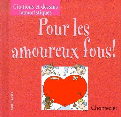 Citations Et Dessins 3 Pour Les Amoureux Fous Amazon Co
