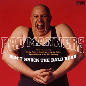 Bad manners live dates