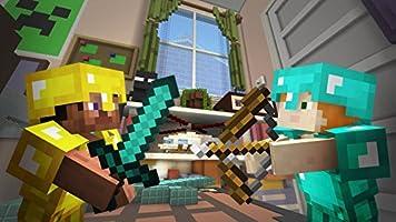Minecraft - DLC,  Battle Map Pack 4 - Wii U [Digital Code]